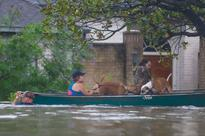 5 dead as Hurricane Harvey leads to catastrophic flooding