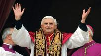 Pope Francis says mind of predecessor Benedict XVI is 'intact, perfect'