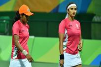 Rio 2016 Olympics: Massive win for Sania Mirza and Rohan Bopanna, duo beat Aus enter tennis mixed doubles quarters