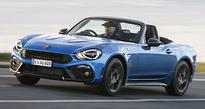 Early love for Abarth 124 Spider