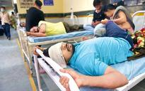 VIP chamber at RML hospital unused and overstaffed, as patients share beds in govt hospitals