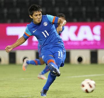 Football Briefs: Chhetri winner in running for 2017 AFC Cup Goal of Tournament