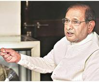 Sharad Yadav moves HC against his disqualification as Rajya Sabha member
