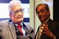 Jagdish Bhagwati calls Amartya Sen a fool