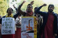 Protests in India over student leader's sedition arrest