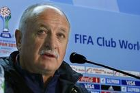 Asian Champions League elimination not good enough for Scolari at China's Guangzhou Evergrande