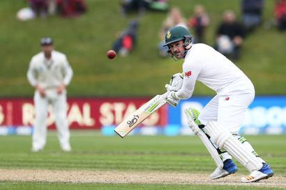South Africa take slim lead in Dunedin Test