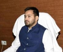Tejashwi, Giriraj spar over Bihar topper sca...