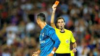 5-game ban seems exaggerated and ridiculous, this is called persecution: Cristiano Ronaldo