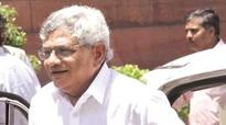 Invite Hurriyat for talks with all-party delegation in Kashmir: Yechury