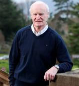 'I'm not sure I'd have wanted to be a professional' - Paul Kimmage meets rugby legend Mike Gibson