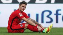 Eintracht Frankfurt's Guillermo Varela faces four months out injured - report