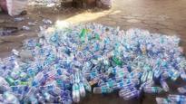 Establish facilties to reuse plastic bottles