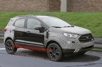 2017 Ford EcoSport facelift to be unveiled at the 2016 Sao Paulo Auto Show in November