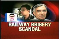 Railway bribery case: Accused remanded in custody
