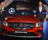 Mercedes launches limited edition GLC Class at Rs 50.86 lakh