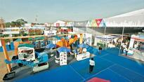 Uday Gadkari inaugurates Constro 2016