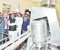 First milestone on milk route