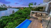 'Brisbane's most exclusive home' hits the market