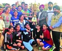 Jammu Blue bags State Korfball title