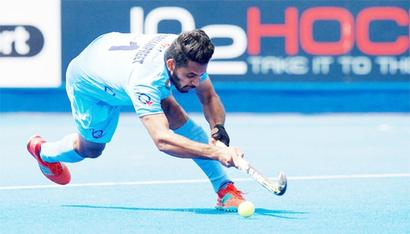 Four-Nation hockey: India too good for New Zealand