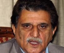 Race for AJK PM: Raja Farooq Haider being tipped as frontrunner