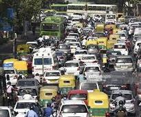 Take steps to deal with traffic congestion: Guv to DGP