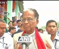 Assam CM Gogoi discharged from hospital