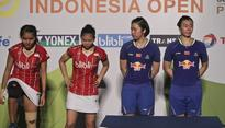 Indonesia Eyes Three Titles in Indonesia Open 2016