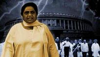 Game changer? Heckled in House, Mayawati resigns from RS when not allowed to raise Dalit atrocities