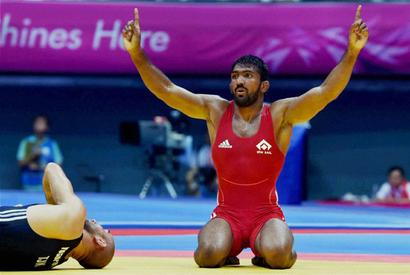 Yogeshwar Dutt's search for grand swansong continues