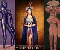 Pooja Hegde's look from Hrithik Roshan's Mohenjo Daro is historically WRONG  view pic!