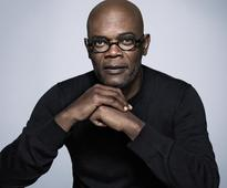 Film icon Samuel L. Jackson is recipient of the Lifetime Achievement Award at DIFF 2016
