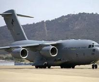 United States to sell $366.2 million Boeing C-17 military aircraft to India