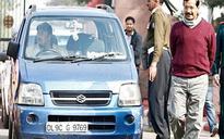 Install CCTV cameras in Delhi: Kundan Sharma, who donated blue WagonR to AAP