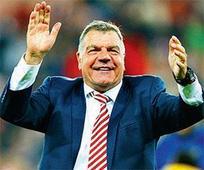 Big Sam closes in on England job