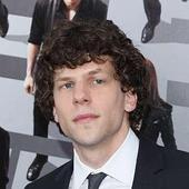 Jesse Eisenberg shows off his magic tricks during See Me Now party