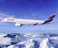 LATAM Airlines Group premieres the global LATAM brand with new aircraft, uniform and airport designs