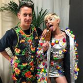 Jeremy Scott teams up with Miley Cyrus