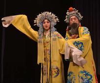 Longevity Palace - A combination of Kun and Beijing Opera