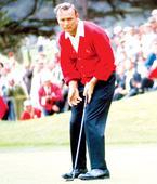 Goodbye Arnold Palmer - champion of masses