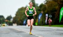 McCarthy earns world qualifying time in Berlin