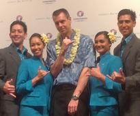 Hawaiian Airlines to operate direct Taipei-Honolulu flights