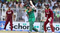 Azam's maiden ton, Nawaz's best sink West Indies