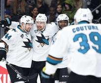 San Jose Sharks Stun L.A. Kings, Win Series 4-1