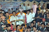 Third Akhil Gujarat Night Cricket Tournament