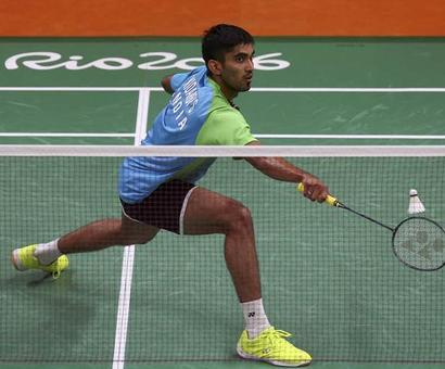 Srikanth, Sindhu only bright spots as India suffer more humiliation on Day 10