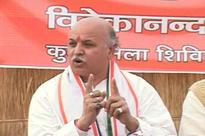 Modi's Remarks Against 'Gaurakshaks' an Insult: Praveen Togadia