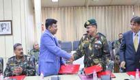 Indian Army inks MoUs with HPCL, NIEDO