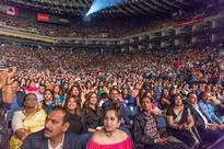 Sonu Nigam & Atif Aslam enthrall 13,000 fans